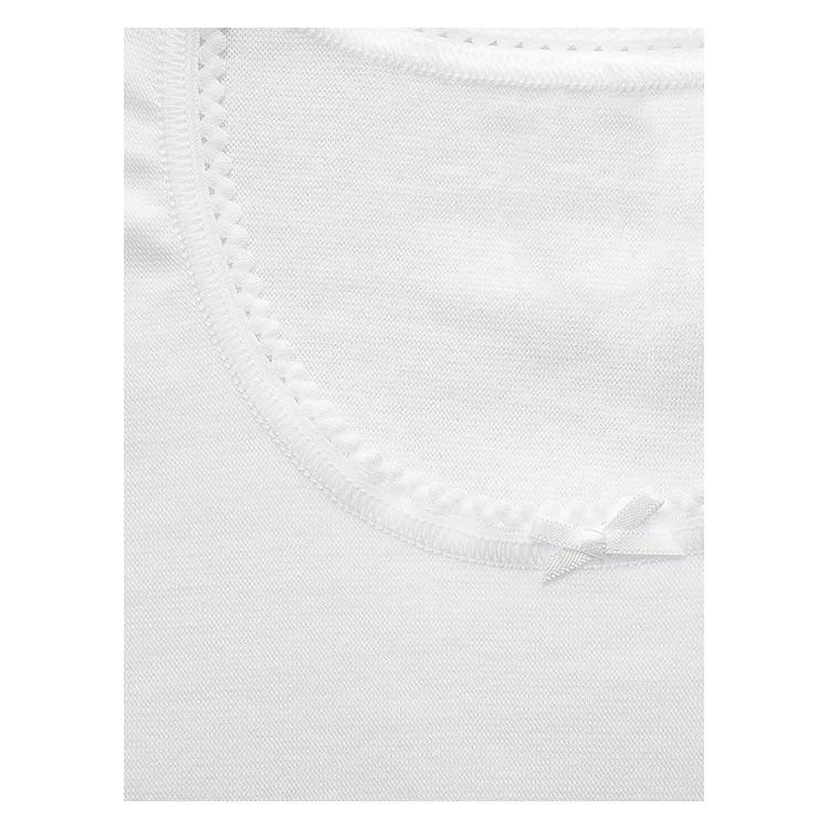 Pack 6 Unds. Camiseta tirante sport para niña de Algodón-elastano. (Ref:2306)
