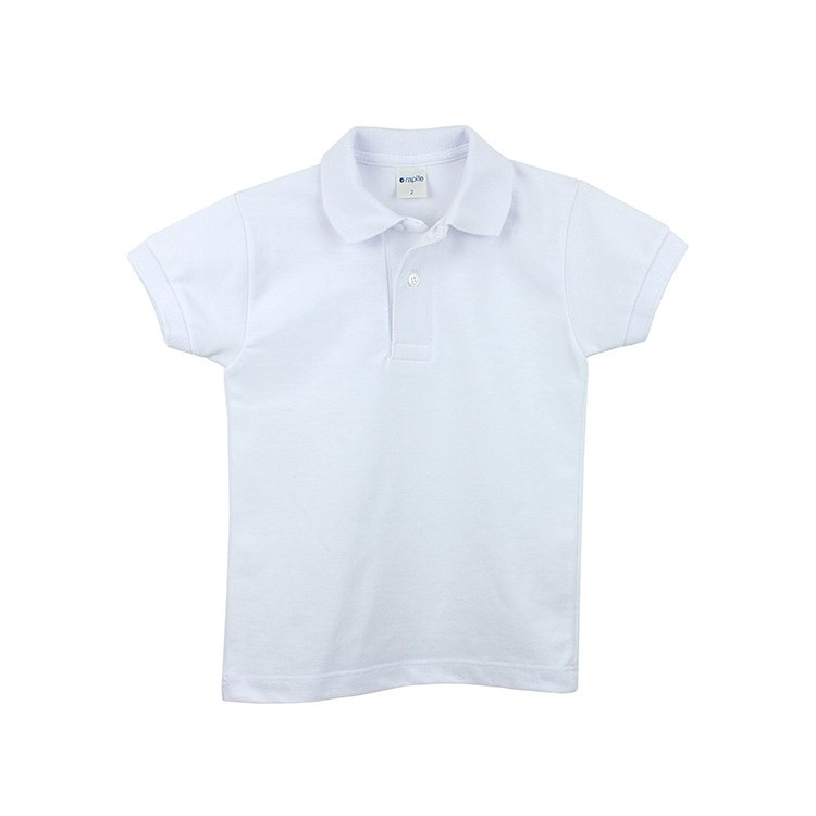 Short sleeve Polo unisex