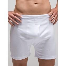 Short underpants drop needele interlock 100% combed cotton