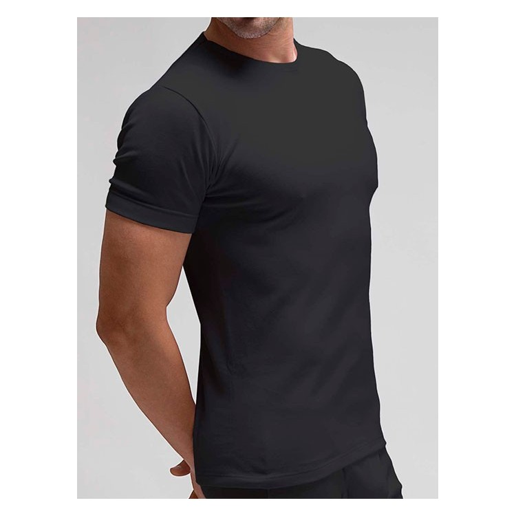 T-shirt (napped) 100% combed cotton.