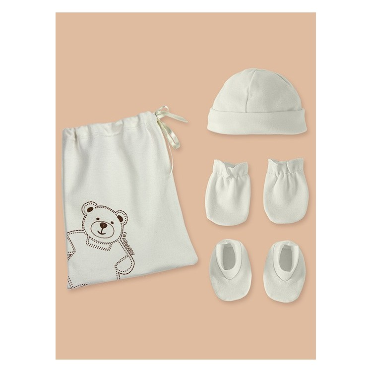 Newborn´s pack in organic cotton