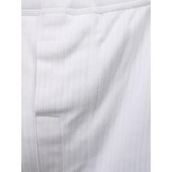 Calzón corto blanco rapife