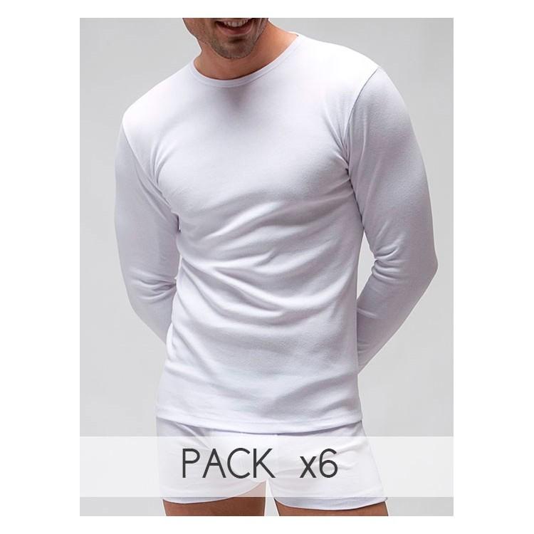 T-shirt long sleeves (napped)