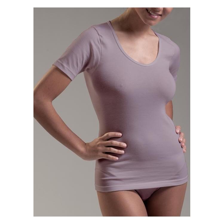 Short sleeve thermal t-shirt