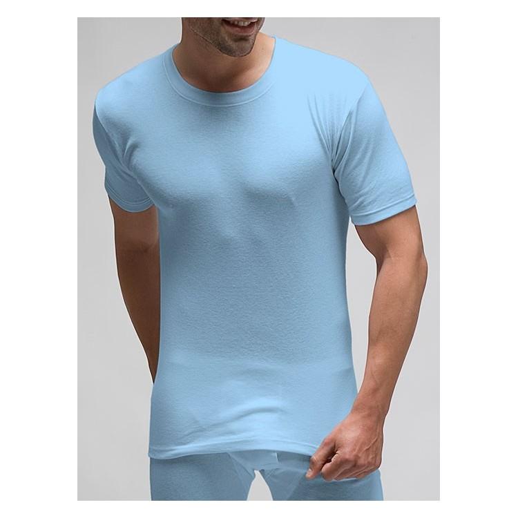 Men´s interior short sleeve t-shirt.