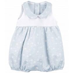 Pololo de neonato sin mangas