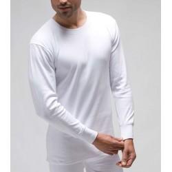 Camiseta interior termal hombre manga larga 100% algodón. (Ref: 730_00)