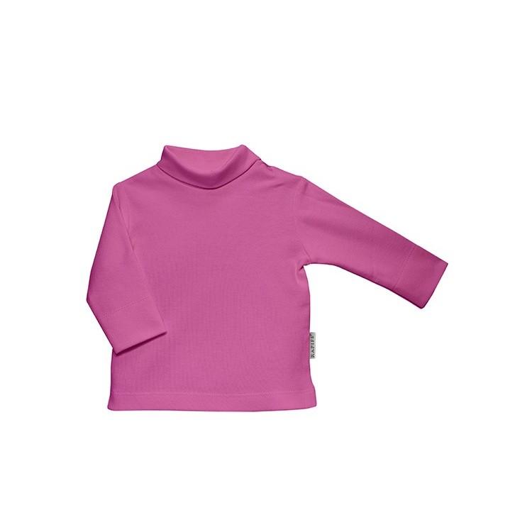 Unisex long-sleeve t-shirt with round