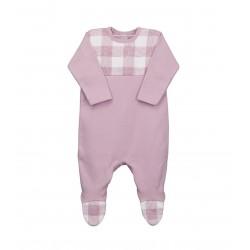 Pelele bebé manga larga