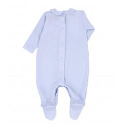 Pelele bebé manga larga Brasil