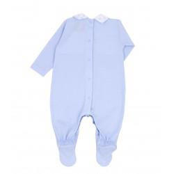 Pelele bebé manga larga Canadá