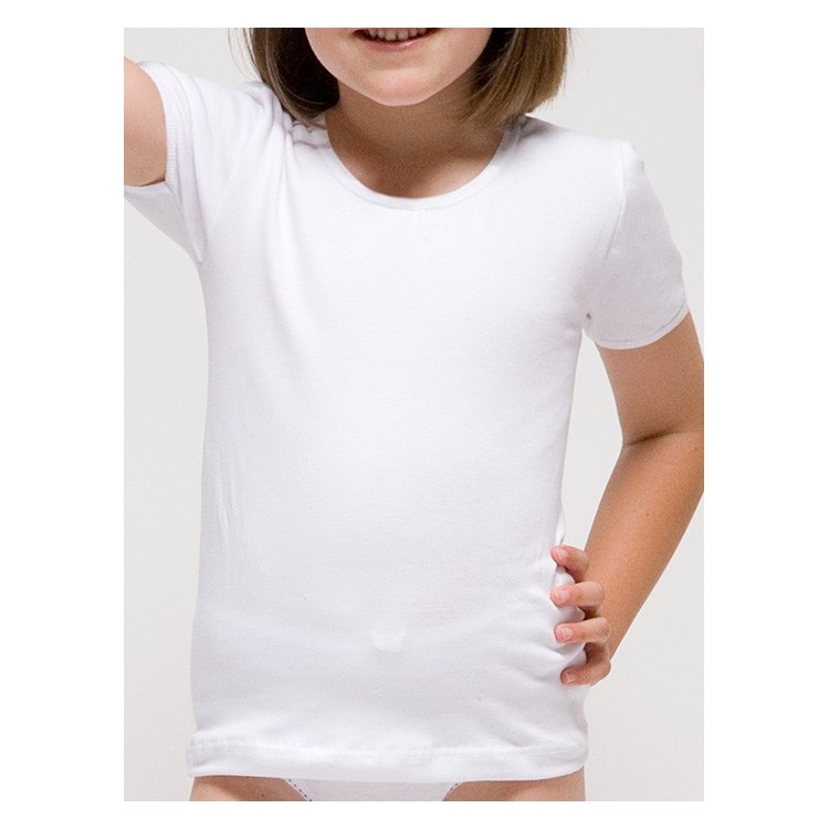 Girl´s short sleeve t-shirt.