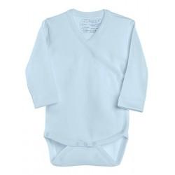 Body para bebé cruzado de manga larga 100% algodón. (ref.852)