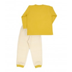 Pijama infantil invierno unisex Mont Blanc (5654W21_47)