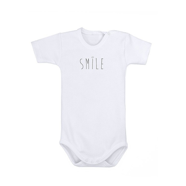 Baby Smile short sleeve collection..
