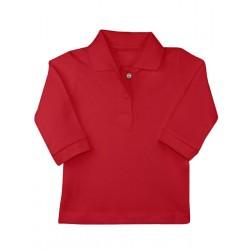 Baby short sleeve polo shirt